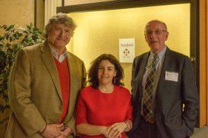Professor James Doty, Dr Liz Grant, Dr John Gillies