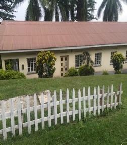 Accommodation at Nyabyeya Forestry College