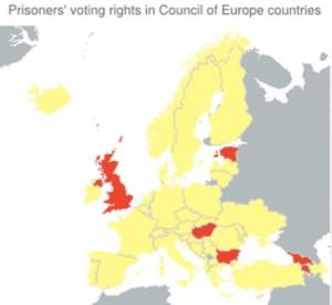 prisoner votes europe