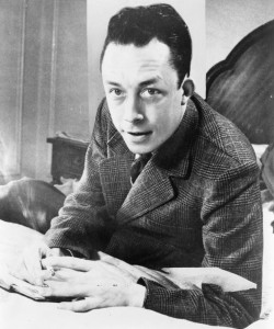 Albert Camus Photo: United Press International