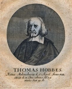 Thomas Hobbes Credit: Skara kommun (CC BY 2.0)
