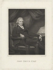 NPG D32244; John Bruce by Edward Mitchell, after  Sir Henry Raeburn