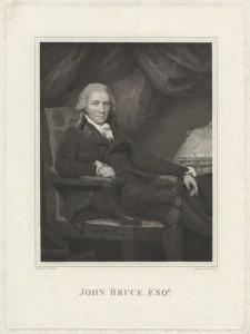 NPG D32244; John Bruce by Edward Mitchell, after  Sir Henry Raeburn