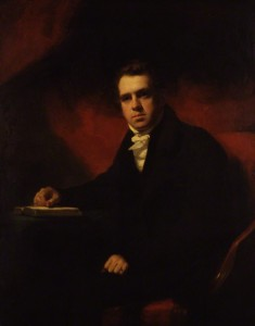 NPG 485; Francis Horner by Sir Henry Raeburn
